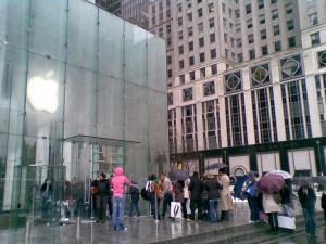 apple, customer