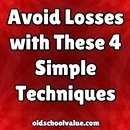 Avoid Losses with These 4 Simple Techniques When Reading the Annual Report