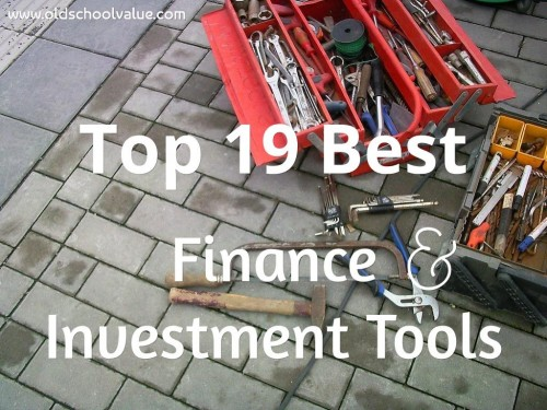 19 Finance and Investment Tools for Faster Research and Easy Money Management